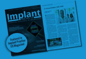 dental implants magazine article